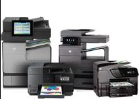 HP принтери