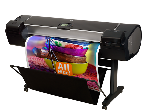 HP принтери » Широкоформатни принтери и плотери