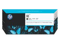 Мастила и глави за широкоформатни принтери » Мастило HP 91, Matte Black (775 ml)