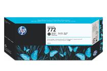 Мастила и глави за широкоформатни принтери » Мастило HP 772, Matte Black (300 ml)