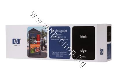 C1806A Комплект за DJ CP Dye, Black (410 ml)