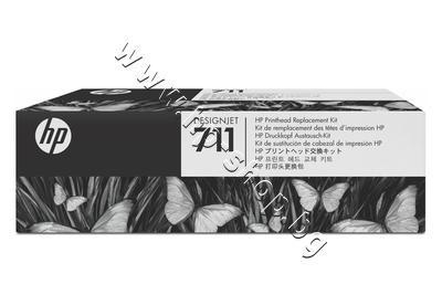 C1Q10A Комплект печатаща глава HP 711