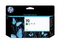 Мастила и глави за широкоформатни принтери » Мастило HP 70, Green (130 ml)