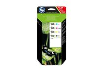 Мастила и глави за мастиленоструйни принтери » Мастило HP 940XL combo 4-pack, 4 цвята