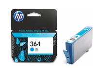 Мастила и глави за мастиленоструйни принтери » Мастило HP 364, Cyan
