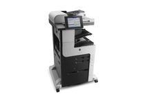 Лазерни многофункционални устройства (принтери) » Принтер HP LaserJet Enterprise M725z+ mfp