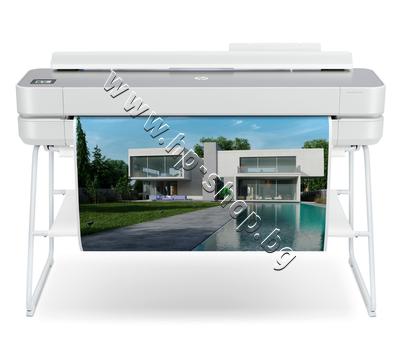5HB14C Плотер HP DesignJet Studio Steel (91cm)