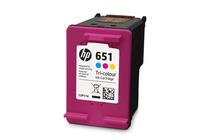 Мастила и глави за мастиленоструйни принтери » Касета HP 651, Tri-color