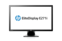 TFT LCD монитори » Монитор HP EliteDisplay E271i