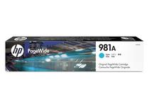 Мастила и глави за мастиленоструйни принтери » Мастило HP 981A, Cyan