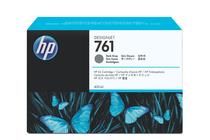 Мастила и глави за широкоформатни принтери » Мастило HP 761, Dark Gray (400 ml)