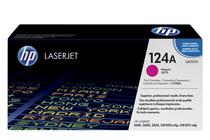 Тонер касети и тонери за цветни лазерни принтери » Тонер HP 124A за 1600/2600, Magenta (2K)