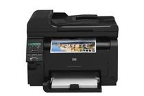 Лазерни многофункционални устройства (принтери) » Принтер HP Color LaserJet Pro M175a mfp