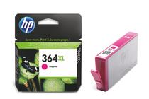 Мастила и глави за мастиленоструйни принтери » Мастило HP 364XL, Magenta