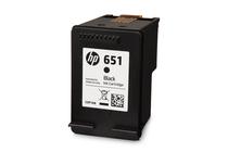 Мастила и глави за мастиленоструйни принтери » Касета HP 651, Black