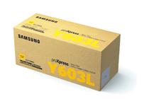 Тонер касети и тонери за цветни лазерни принтери Samsung » Тонер Samsung CLT-Y603L за SL-C3510/C4010/C4060, Yellow (10K)