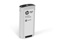 Мастила и глави за широкоформатни принтери » Мастило HP 727, Photo Black (130 ml)