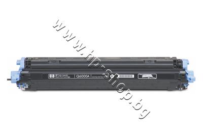 Q6000A Тонер HP 124A за 1600/2600, Black (2.5K)