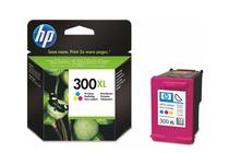 Мастила и глави за мастиленоструйни принтери » Касета HP 300XL, Tri-color