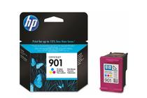 Мастила и глави за мастиленоструйни принтери » Касета HP 901, Tri-color