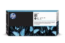 Мастила и глави за широкоформатни принтери » Глава HP 81, Black