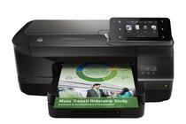 Мастиленоструйни принтери » Принтер HP OfficeJet Pro 251dw