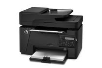 Лазерни многофункционални устройства (принтери) » Принтер HP LaserJet Pro M127fn mfp
