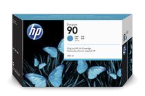 Мастила и глави за широкоформатни принтери » Мастило HP 90, Cyan (400 ml)