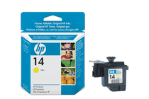 Мастила и глави за мастиленоструйни принтери » Глава HP 14, Yellow