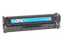 Тонер касети и тонери за цветни лазерни принтери » Тонер HP 304A за CP2025/CM2320, Cyan (2.8K)