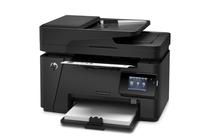 Лазерни многофункционални устройства (принтери) » Принтер HP LaserJet Pro M127fw mfp