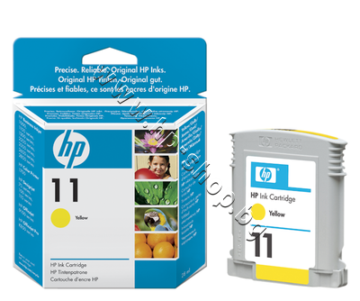 C4838A Мастило HP 11, Yellow (28 ml)