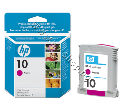 C4843A Мастило HP 10, Magenta