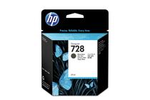 Мастила и глави за широкоформатни принтери » Мастило HP 728, Matte Black (69 ml)