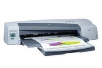 Широкоформатни принтери и плотери » Плотер HP DesignJet 110 plus