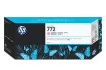 Мастила и глави за широкоформатни принтери » Мастило HP 772, Light Magenta (300 ml)