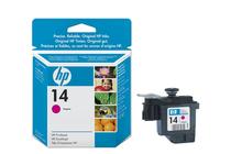 Мастила и глави за мастиленоструйни принтери » Глава HP 14, Magenta