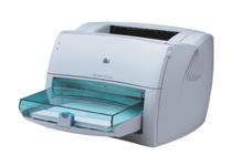 Черно-бели лазерни принтери » Принтер HP LaserJet 1000w