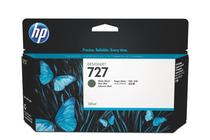 Мастила и глави за широкоформатни принтери » Мастило HP 727, Matte Black (130 ml)