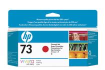 Мастила и глави за широкоформатни принтери » Мастило HP 73, Chromatic Red (130 ml)