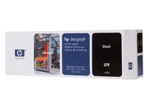 Мастила и глави за широкоформатни принтери » HP Комплект за DJ CP UV, Black