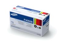 Тонер касети и тонери за цветни лазерни принтери Samsung » Тонер Samsung CLT-P4092B за CLP-310/CLX-3170 2-pack, Black (2x1.5K)