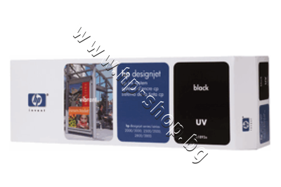 C1892A Комплект за DJ CP UV, Black (410 ml)