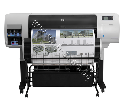 CQ105A Плотер HP DesignJet T7100