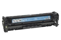 Тонер касети и тонери за цветни лазерни принтери » Тонер HP 312A за M476, Cyan (2.7K)