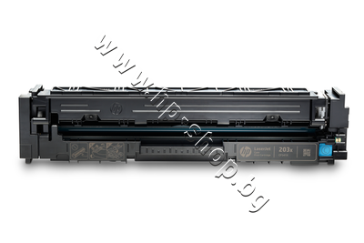 CF541X Тонер HP 203X за M254/M280/M281, Cyan (2.5K)