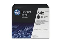 Тонер касети и тонери за лазерни принтери » Тонер HP 64X за P4015/P4515 2-pack (2x24K)