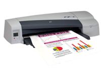 Широкоформатни принтери и плотери » Плотер HP DesignJet 100