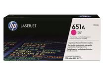 Тонер касети и тонери за цветни лазерни принтери » Тонер HP 651A за M775, Magenta (16K)