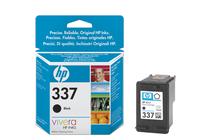 Мастила и глави за мастиленоструйни принтери » Касета HP 337, Black